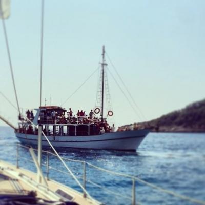 Victoria Boat Trip   Hotels, Studios, Villa & Apartments Thassos