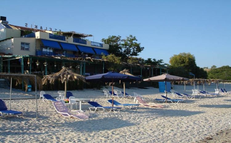 Stelakis Beach