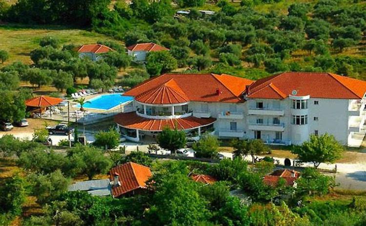 Achilion Hotel