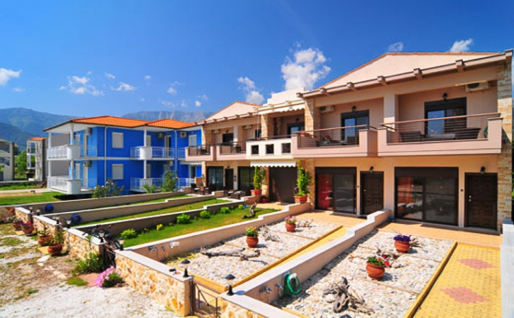 Golden Sunrise Villas