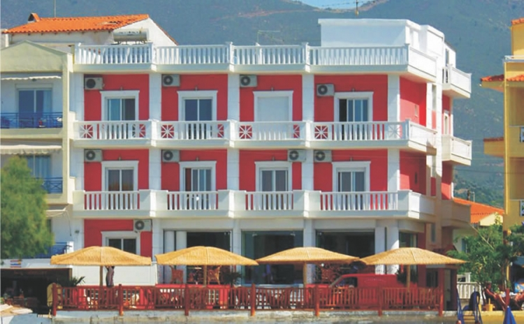 Hotel Samaras Beach