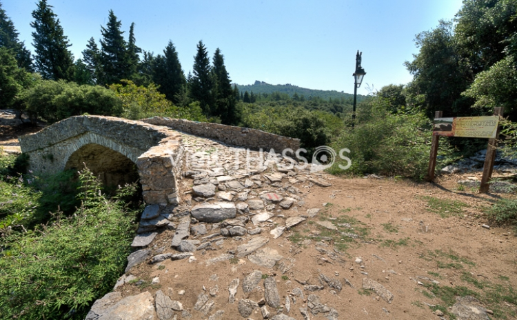 Stone Bridge of Theologos